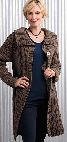 Winter Woods Cardigan
